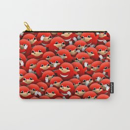 Uganda Knuckles Army Carry-All Pouch