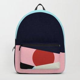 Circle Series - Red Circle No. 1 Backpack