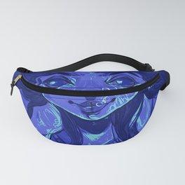 Girl Underwater Fanny Pack