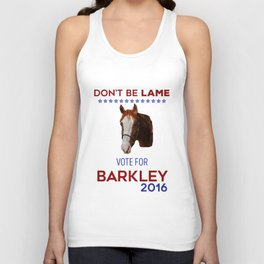 Don't Be Lame Unisex Tank Top