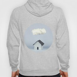 A cloud over the house Hoody