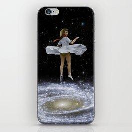 Everybody, Just Swirl! iPhone Skin