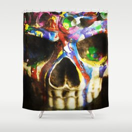 INK Shower Curtain