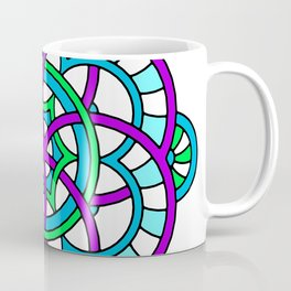 Celtic | Colorful | Mandala Coffee Mug