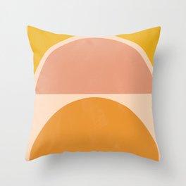 autumn sunshine 3 Throw Pillow