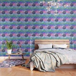 Moon Vortex Wallpaper