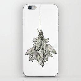 Dried Herbs iPhone Skin