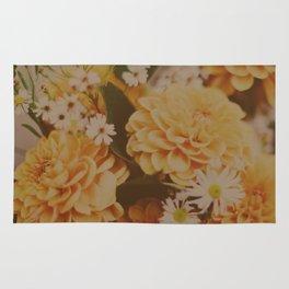 Autumn Floral Rug