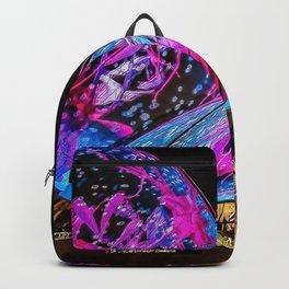 Vivid Festival Sydney (3) Backpack