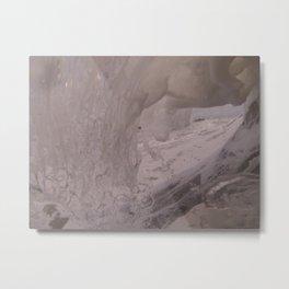 obx foamy wave Metal Print