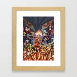 ORAS Framed Art Print