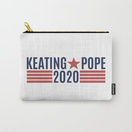 Keating Pope 2020 Carry-All Pouch