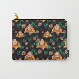 Forest Of Orangutans Carry-All Pouch