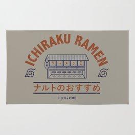 Ichiraku Ramen Rug