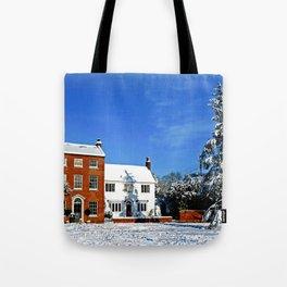 Wondrous Winter Tote Bag