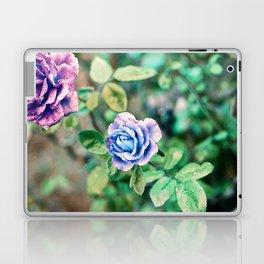 Neon Roses Laptop & iPad Skin