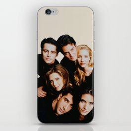 Friends Cast iPhone Skin