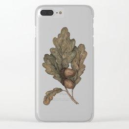 Acorns Clear iPhone Case