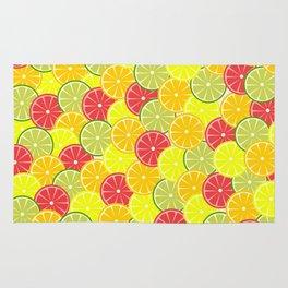 Summer fruits Rug