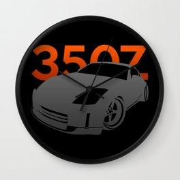 Nissan 350Z Wall Clock