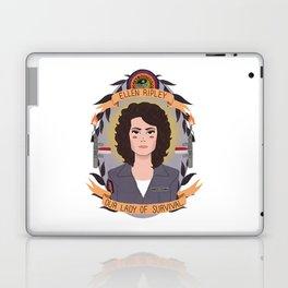 Ellen Ripley Laptop & iPad Skin