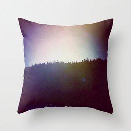 Planet Throw Pillow