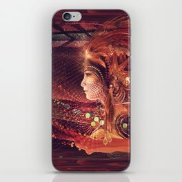 Shadow of a Thousand Lives - Visionary - Manafold Art iPhone Skin