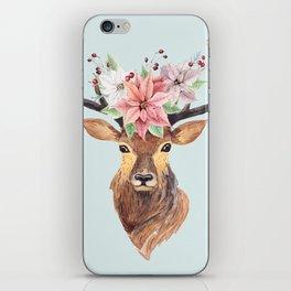 Winter Deer 2 iPhone Skin