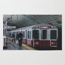 Red Line Rug
