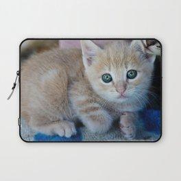 Red Kitten Laptop Sleeve
