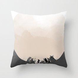 b1 Throw Pillow