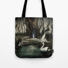 The Norns Tote Bag