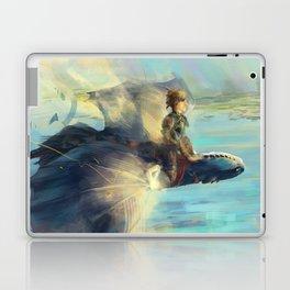Riders of Berk Laptop & iPad Skin