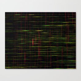 Horizontal and vertical Canvas Print