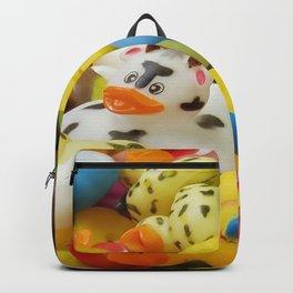 Rubber Duckies Backpack