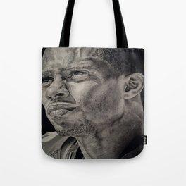 Victor Cruz Drawing Tote Bag