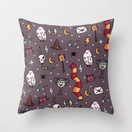 harrypotter Throw Pillow