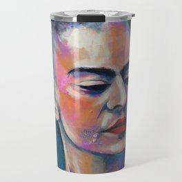 Je te ciel, hommage à Frida Kalos Travel Mug
