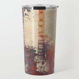 guitars 3 Travel Mug