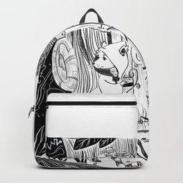 Followed Backpack
