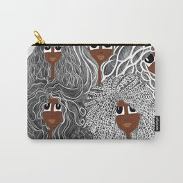 Face and Hair Carry-All Pouch