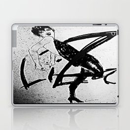 Liza Laptop & iPad Skin