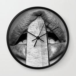 Deeper II Wall Clock