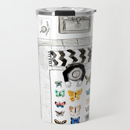 Butterfly Collector Travel Mug