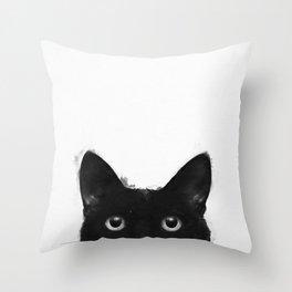 Are you awake yet? Throw Pillow