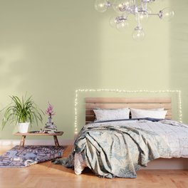 color lemon chiffon Wallpaper