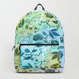 Floral Stock V2 Backpack