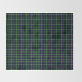 Sutherland Tartan Throw Blanket