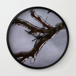 Cryogenic Wall Clock