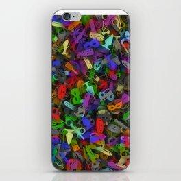 sexy stuff iPhone Skin